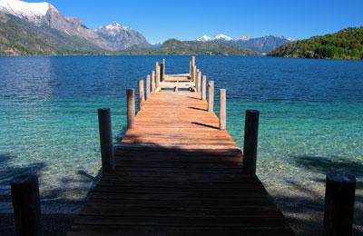 Moreno See, Argentinien