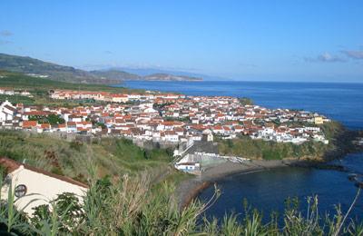 Vila do Porto Fähren