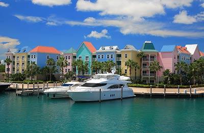 Miami-Bimini Fähren