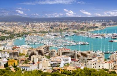Palma De Mallorca, Balearische Inseln
