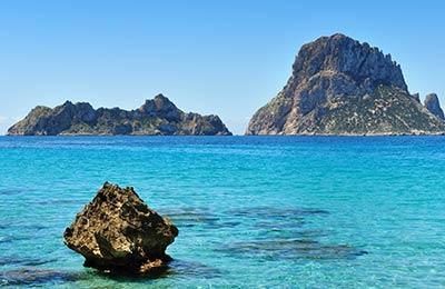 Ibiza nach Palma