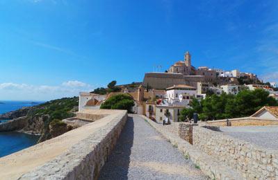 Menorca Hafen