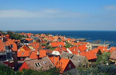 Fähren nach Bornholm