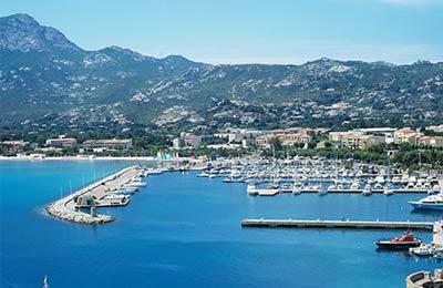 Genua nach Bastia