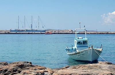 Kos-Rhodos Fähren