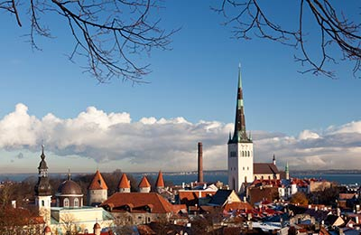 Estland Fähre