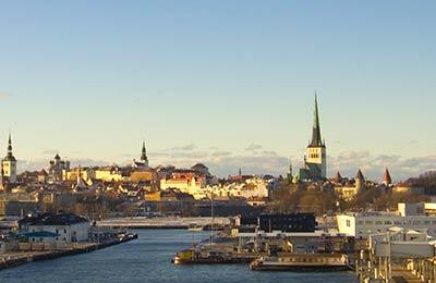 Mariehamn nach Tallinn