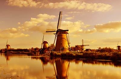 Holland Fähre