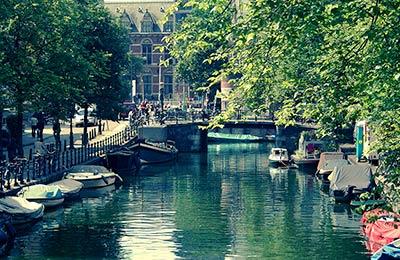 Hook van Holland Hafen