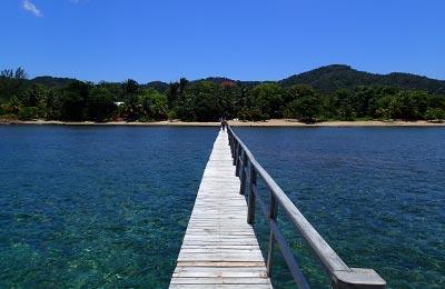 Honduras Fähre