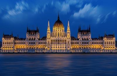 Budapest Fähren