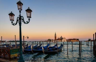 Patras nach Venedig