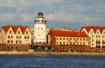Kaliningrad Fähre