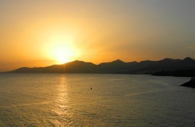 Playa Blanca Hafen