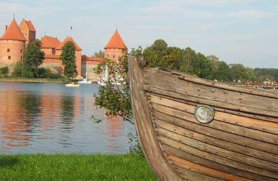Karlshamn nach Klaipeda