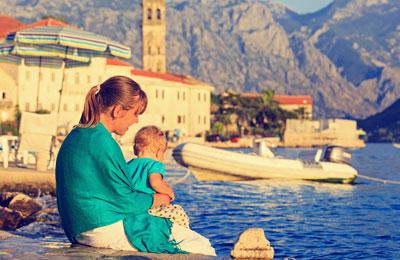 Montenegro Fähre