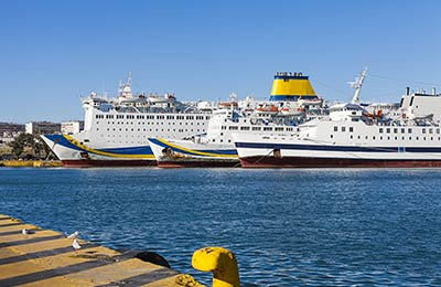 Mykonos-Evdilos Fähren