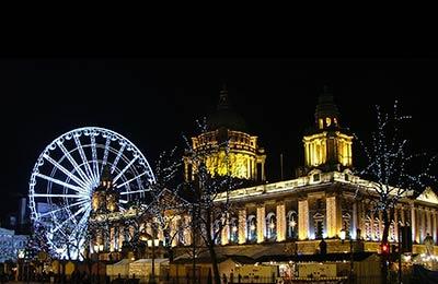 Stranraer nach Belfast