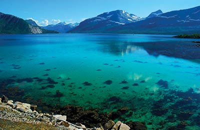 Scrabster nach Seysdisfjordur