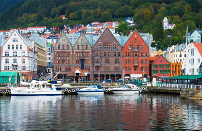 Norwegen Fähre