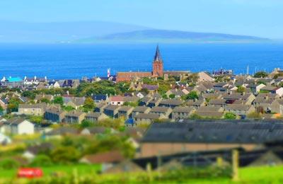 Orkney Inseln Fähre
