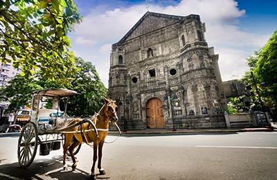 Bacolod City nach Manila