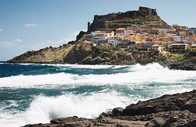 Civitavecchia nach Porto Torres