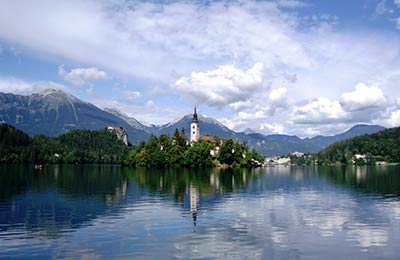 Slowenien Fähre