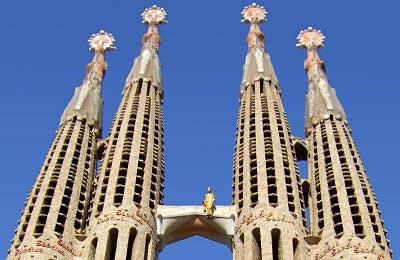 Barcelona Fähre