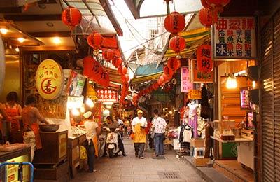 Pingtan nach Taipei