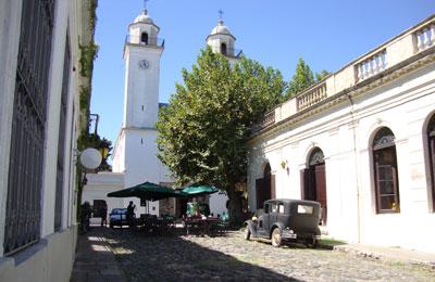 Montevideo Hafen