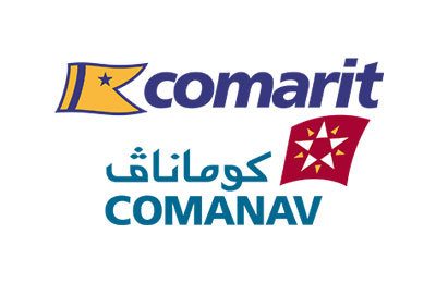 Comarit Fähren schnell und einfach buchen