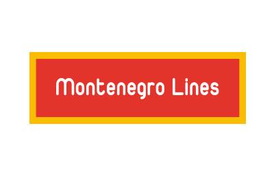 Montenegro Lines schnell und einfach buchen