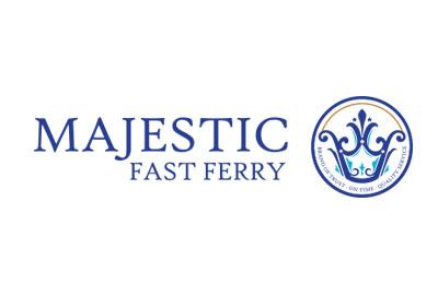 Majestic Fast Ferry schnell und einfach buchen
