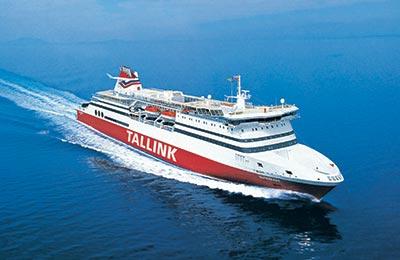 Tallink Silja schnell und einfach buchen