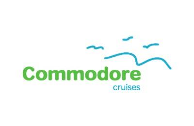 Commodore Cruises Ferries schnell und einfach buchen