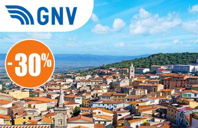 30% Rabatt auf Sardinien mit GNV
