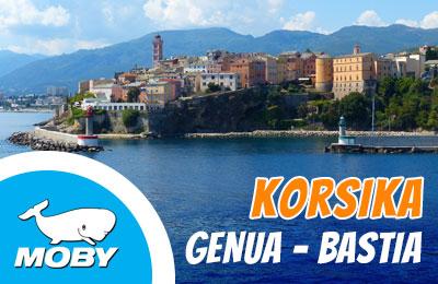Genua - Bastia