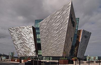 Belfast Hafen