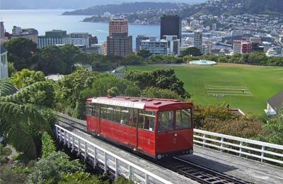 Wellington Hafen